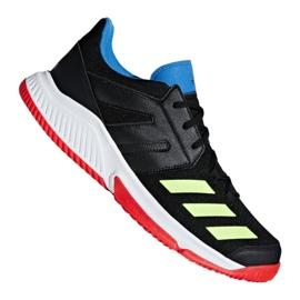 Adidas Essence 406 M BD7406 shoes black, multicolor black