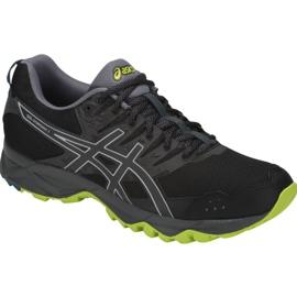 Black Asics Gel-Sonoma 3 M T724N-002 running shoes