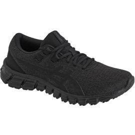 Black Asics Gel-Quantum 90 W 1022A115-001 running shoes