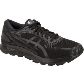 Black Asics Gel-Nimbus 21 M 1011A169-004 running shoes