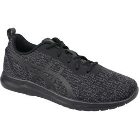 Black Asics Kanmei 2 M 1021A011-021 running shoes