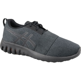 Black Asics Gel-Quantifier Gs Jr 1024A006-020 running shoes