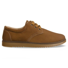 Classic Shoes Boots 1307 Camel brown