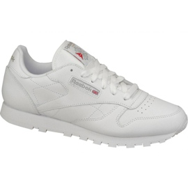 Reebok Classic Leather W 2232 shoes white