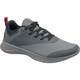 Grey Reebok Print Lite Rush 2 M CN6213 running shoes