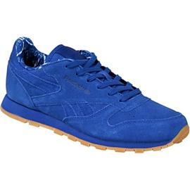 Reebok Classic Leather Tdc Jr BD5052 shoes blue
