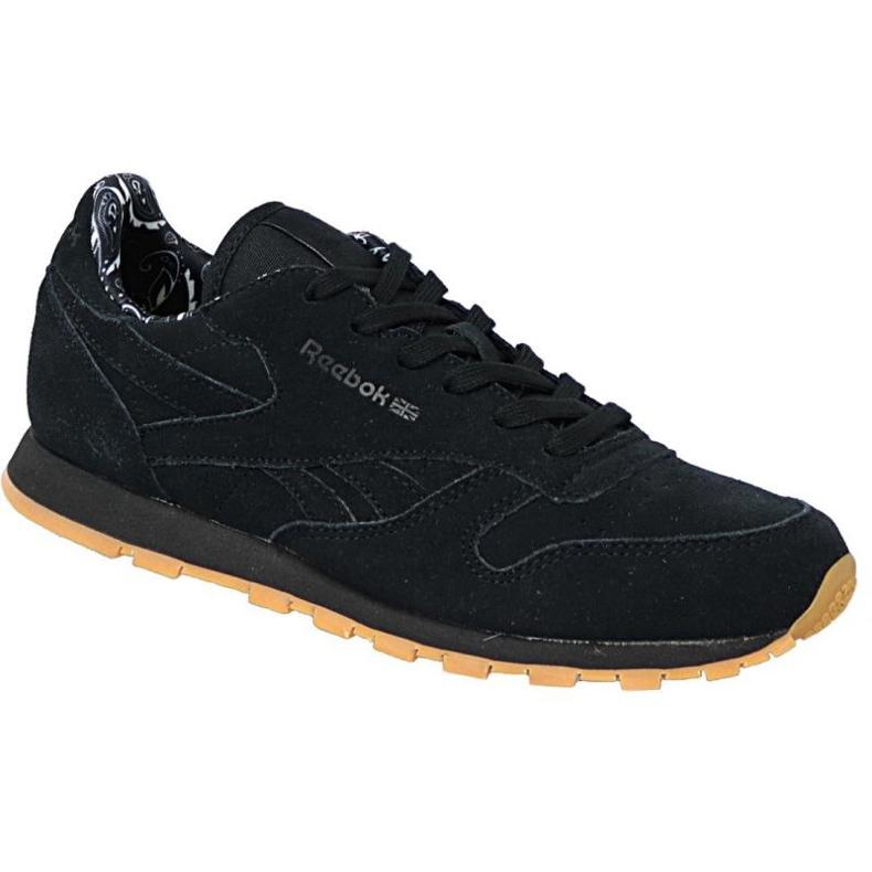 Reebok Classic Leather Tdc Jr BD5049 shoes black