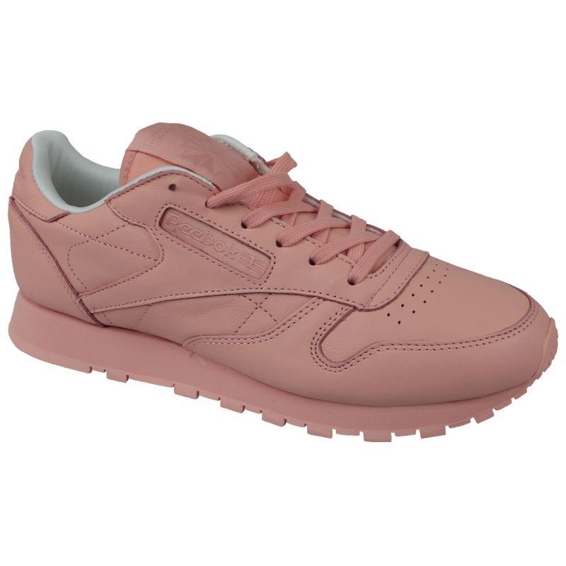 hazlo plano también Perpetuo  Reebok x Spirit Classic Leather W BD2771 pink - ButyModne.pl