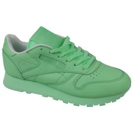 Reebok x Spirit Classic Leather W BD2773 green