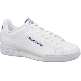White Reebok Npc Ii M 1354 shoes