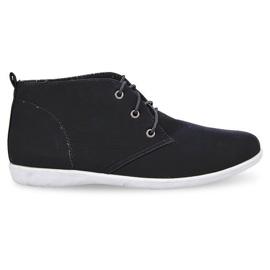 High Elegant Shoes 3569 Black