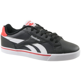 Black Reebok Royal Complete 2LL M AR2427 shoes