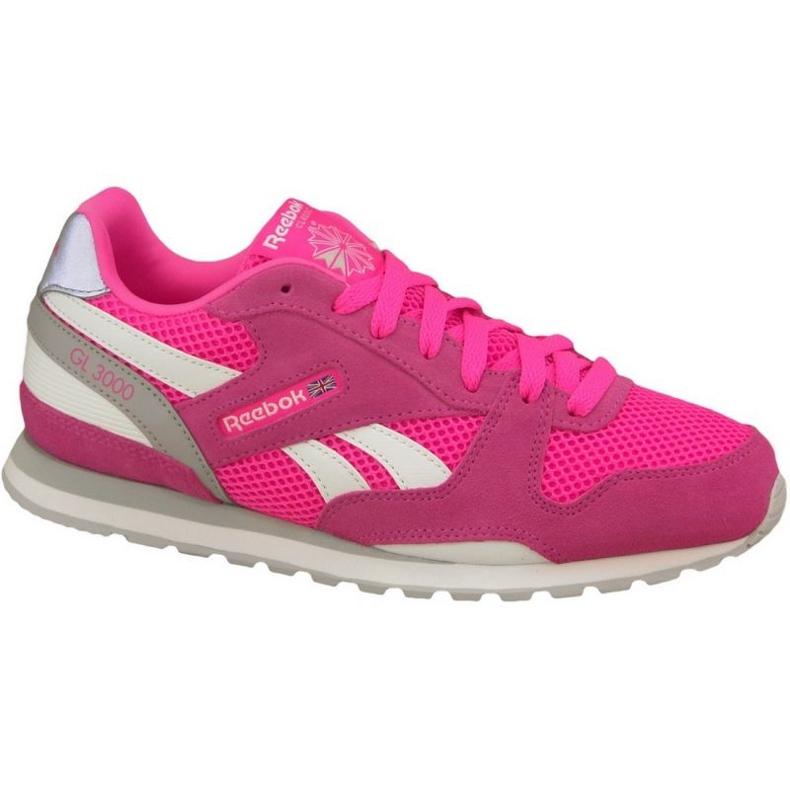 Reebok Gl 3000 Jr V69799 shoes pink