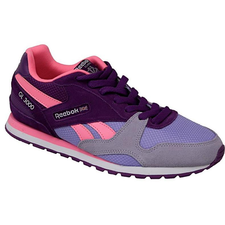 Reebok Gl 3000 Sp Jr BD2439 shoes violet