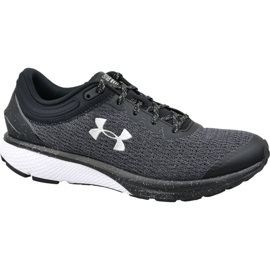 Under Armour grey Under Armor Charged Escape 3 M 3021949-001 running shoes