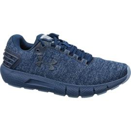 Under Armour Under Armor Charged Rogue Twist Ice M 3022674-400 running shoes navy
