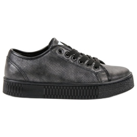Marquiz Black Sneakers