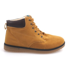 NO202 Camel Men's High Boots brown