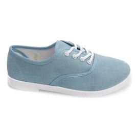 Sneakers Low C91 Blue