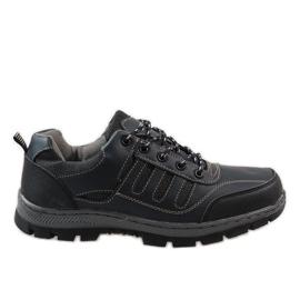 Navy FU25 dark blue trekking shoes