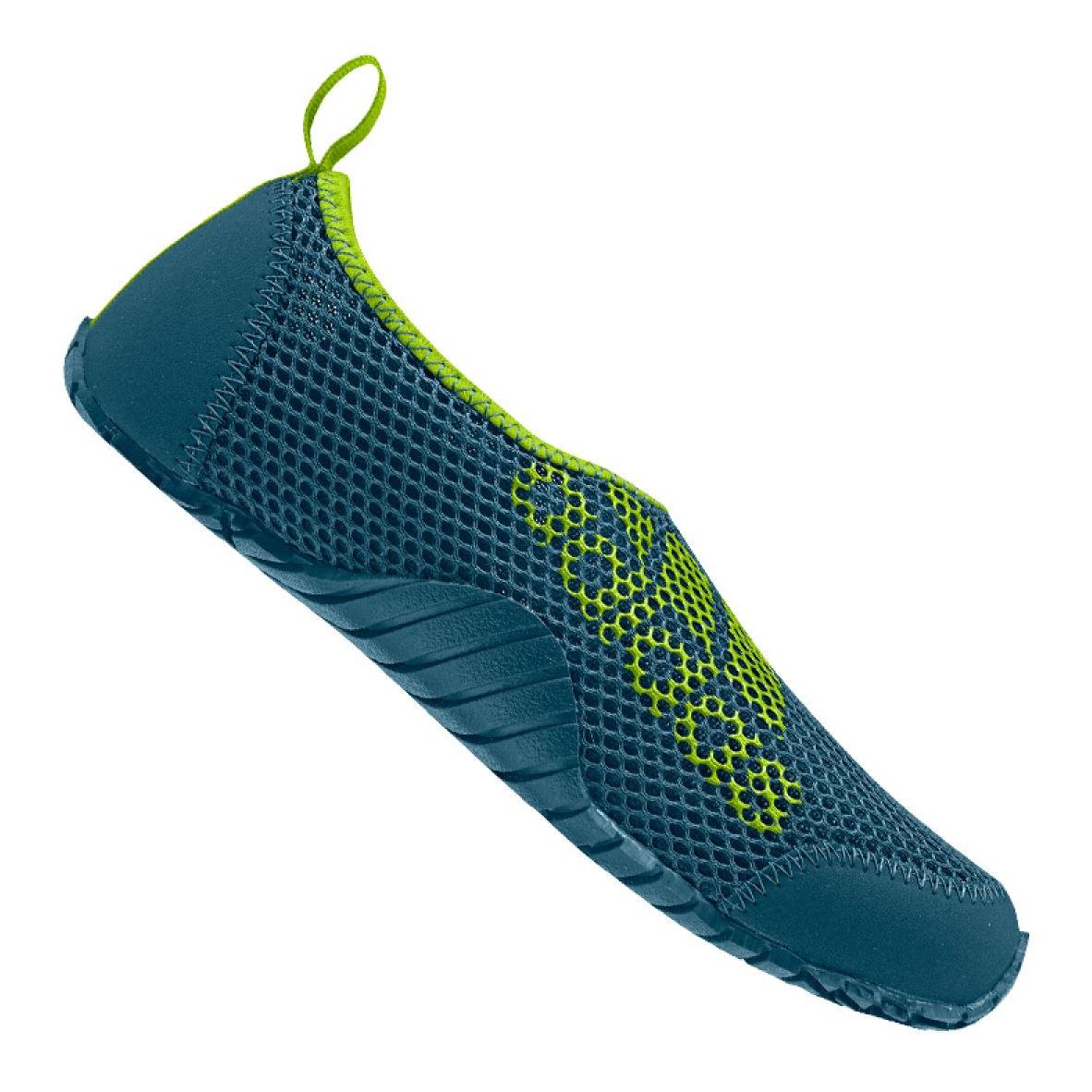 Adidas Kurobe K Jr CM7644 water shoes green blue