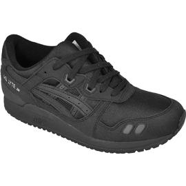 Asics Gel-Lyte Iii Gs Jr C5A4N-9099 shoes black