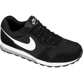 Nike Sportswear Md Runner 2 Jr 807316-001 shoes black