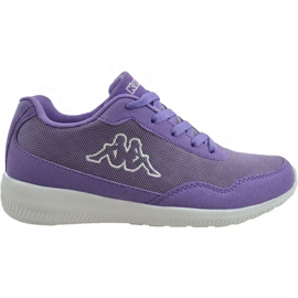 Kappa Follow W 242495 2310 training shoes violet