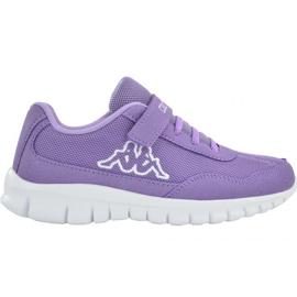 Kappa Follow Jr 260604K 2310 shoes violet