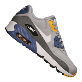 Nike Air Max 90 Ltr Gs Jr 833412-026 shoes grey