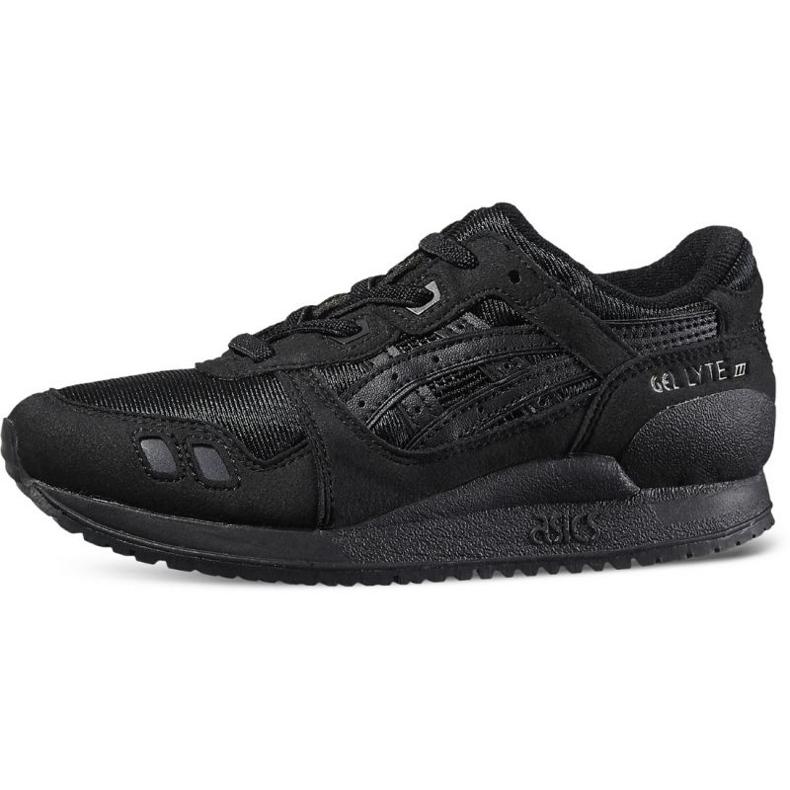 Asics Gel Lyte Iii Ps Jr C5A5N-9099 shoes black