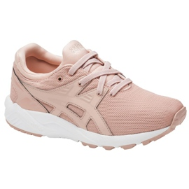 Asics Gel-Kayano Trainer Evo Ps Jr C7A1N-1717 shoes pink