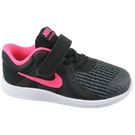 Nike Revolution 4 Tdv Jr 943308-004 shoes black
