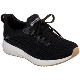 Skechers Bobs Squad W 31362-BLK shoes black