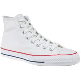 White Converse Chuck Taylor All Star Pro M 159698C