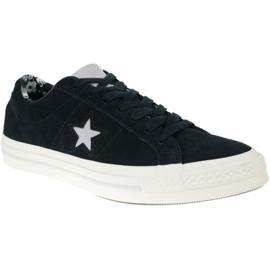 Black Converse One Star M C160584C shoes