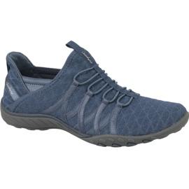 Skechers Breathe Easy W 23048-SLT shoes blue