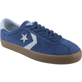 Navy Converse Breakpoint M C159726 shoes