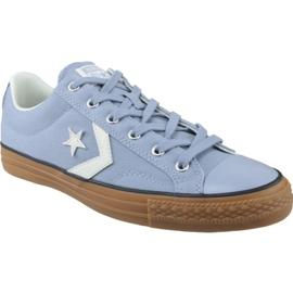 Grey Converse Star Player M C159743