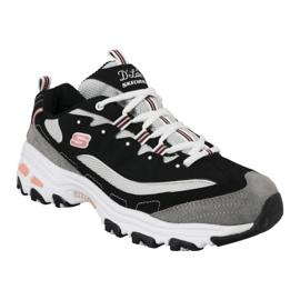 Skechers D'Lites New Journey W 11947-BKWG shoes