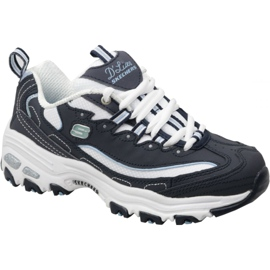Skechers D'Lites Biggest Fan W 11930-NVW shoes navy