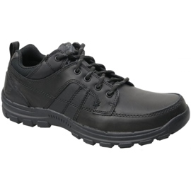 Black Skechers Braver Ralson W 65580-BLK shoes