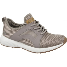 Brown Skechers Bobs Sport W 31365-TPE shoes