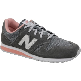 Grey New Balance shoes in WL520TLB
