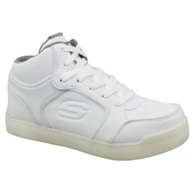 Skechers Energy Lights Jr 90622L-WHT shoes white