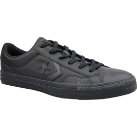 Black Converse Star Player Ox M 159779C shoes