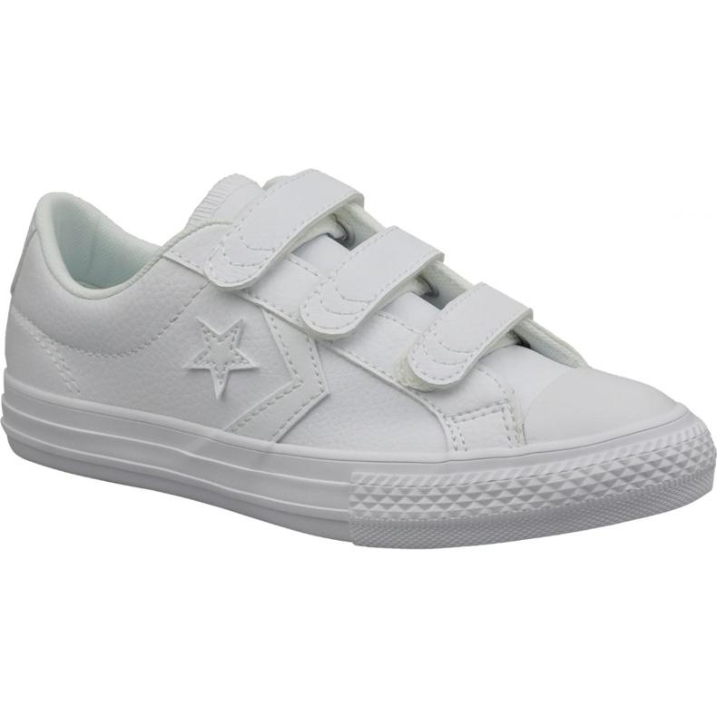 Converse Star Player Ev Ox Jr 651830C shoes white