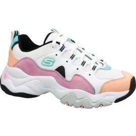 Skechers D'Lites 3.0 Zenway W 12955-WPKB shoes