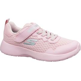 Skechers Dynamight Jr 81303L-PNK shoes pink