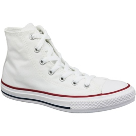 White Converse Chuck Taylor All Star Jr 3J253C shoes